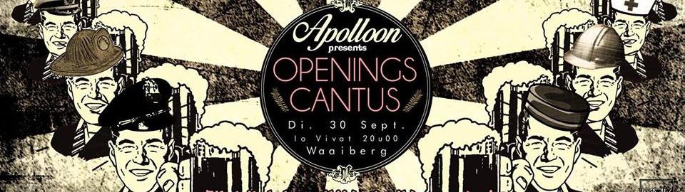 Openingscantus